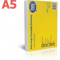 Офісний папір офісний  DATA Copy, А5, 80г/м2, 500арк, клас A