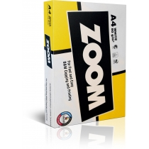 Папір офісний  ZOOM А4 80 г/м2, 500арк., клас C