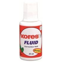Коректор-рідина Kores Fluid, хімічна основа