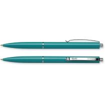 Ручка кулькова Schneider К 15 зелена/зелена