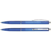 Ручка кулькова Schneider FROSTY синя