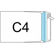 Конверт С4, 100 шт, бічний клапан