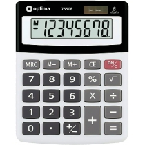 Калькулятор настільний Optima О75508