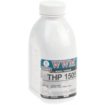 Тонер WWM THP1505 для HP P1005/1505/M1120/1522, Black, 105г