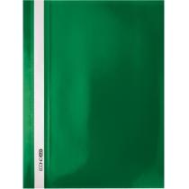 Папка-швидкозшивач  А4 без перфорації зелений