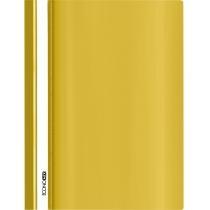 Папка-швидкозшивач гнянць А4 без перфорації жовтий