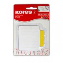 Стікери-закладки Kores, 70х70, паперові