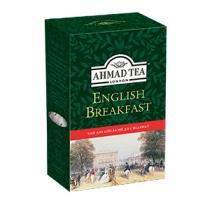 Чай Ahmad Tea Англійський до сніданку 100 г  чорний