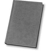 Щоденник напівдатований, А5, Vivella, сірий