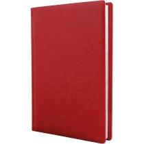 Щоденник напівдатований, А5, Nebraska, червоний