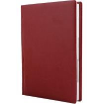 Щоденник напівдатований, А5, Nebraska, бордовий