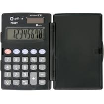 Калькулятор кишеньковий Optima О75519
