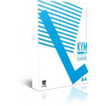 Папір офісний  KYM  LUX CLASSIC, A4, 80г/м2, 500л, клас С