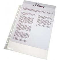 Файли матові A4 Esselte, 40мкм., в уп. по 100шт.