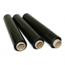 Стретч-плівка ручна, 23 мкм * 500мм * 150м, чорна