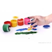 Фарби пальчикові