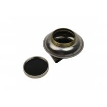 Олійниця одинарна, металева з кришкою, (d:6cм) DK11019, D.K.ART & CRAFT