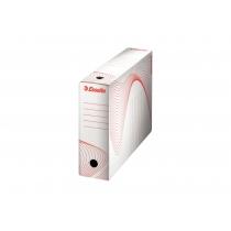 Архівний  короб Esselte Standard 100 мм, колір білий