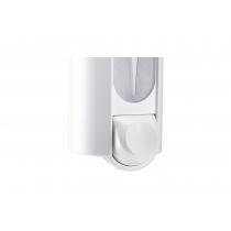 Дозатор рідкого мила ACQUALBA 0,8 л пластик білий