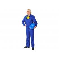 """Костюм """"Передовиця"""" куртка+штани жіночиий, р. L (52-54), зріст 170-176 см, cиній"""