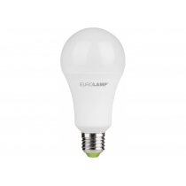 Лампа ЕКО EUROLAMP LED серія  A70 15W E27 3000K (50)