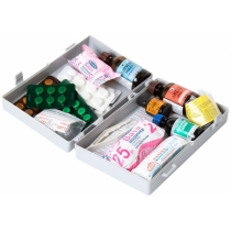 Аптечка медична універсальна першої допомоги (1-2 чол), 28 вкладень