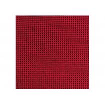 Крісло ISO-17 black, Тканина CAGLIARI, червоний C-16