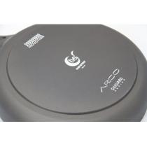Сковорода TVS ARCO INDUCTION сотейник с двумя ручками 24 см с/кр.