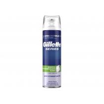 Піна для гоління Gillette Series Sensitive Skin для чутливої ??шкіри 250 мл