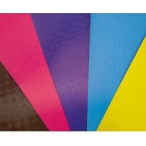 Набір кольорового картону з тисненням, А4, 9 арк, 9 кол