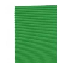 Гофрокартон 160±10 г/м 2. Формат A4 (21х29,7см), зелений