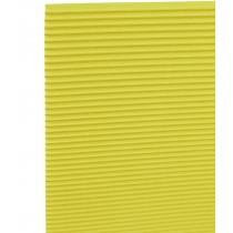 Гофрокартон 160±10 г/м 2. Формат A4 (21х29,7см), жовтий