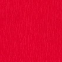 Папір гофрований 100%, 50х250см, червоний