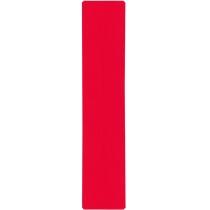 Папір гофрований 55%, 50х200см, червоний