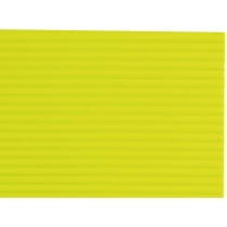 Гофрокартон неоновий 165±10 г/м 2. Формат A4 (21х29,7см), жовтий