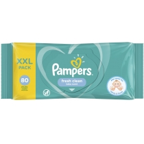 Cерветки Pampers Fresh Clean 80 шт