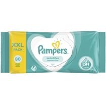 Cерветки Pampers Sensitive 80 шт