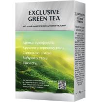 Чай зелений класичний МОNОМАХ EXCLUSIVE GREEN 80г