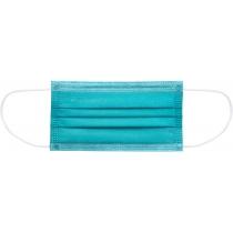 Медична маска Abifarm М100 professional з індикатором вологості, 4-шарова стерильна біорозкладні (5
