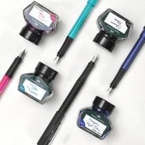 Чорнило для перових ручок Faber-Castell Fountain Pen Ink Bottle Turquoise, 30 мл колір бірюзовий