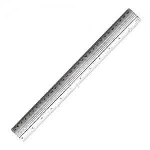 лінійка алюмінієва